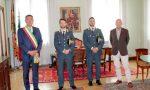 Guardia di Finanza Castelfranco, il capitano Santori lascia: il saluto della Città
