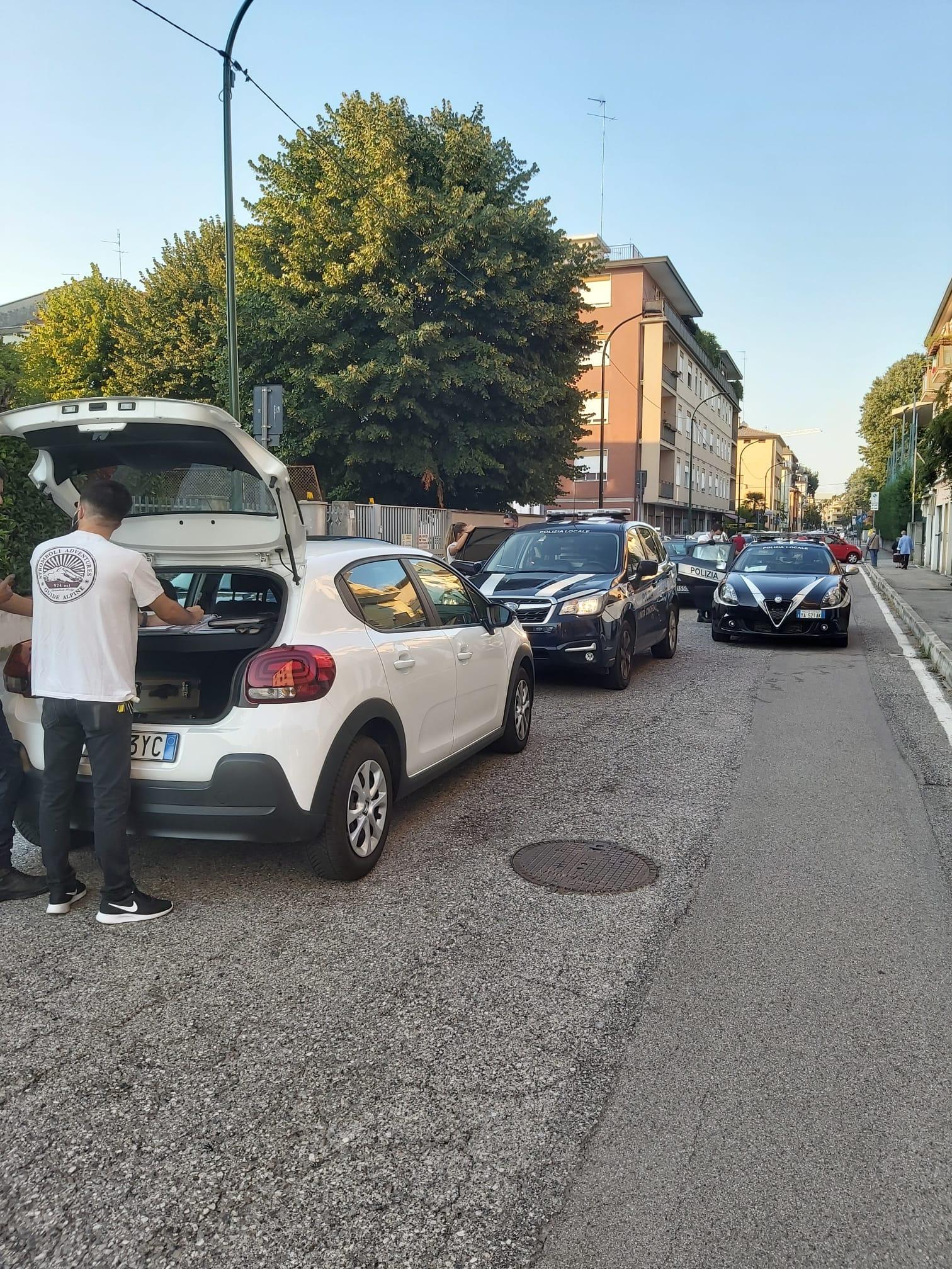 Tossicodipendente trevigiano fermato a Mestre: multa di 450 euro e daspo urbano