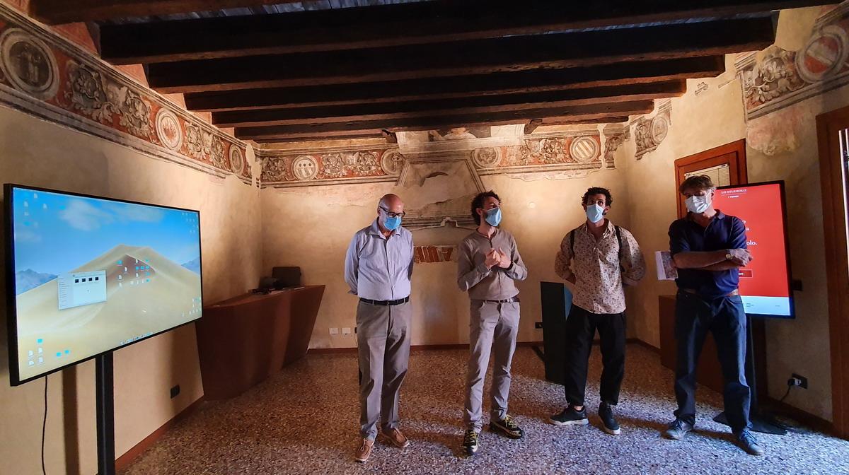 I misteri dello Studiolo di Vicolo dei Vetri verranno finalmente svelati al pubblico - VIDEO