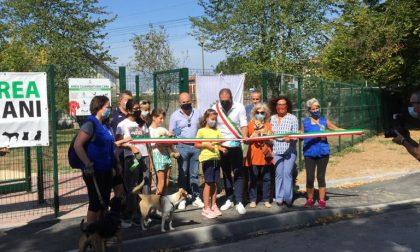 Inaugurata la nuova area sgambatura cani di Via Boccaccio