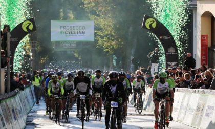 Prosecco Cycling c'è: la carica dei 1157 appassionati nella domenica del ciclismo ritrovato – GALLERY