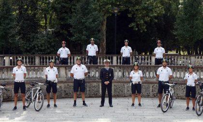 Agenti in mountain bike a Treviso: da oggi in 15 abilitati al servizio