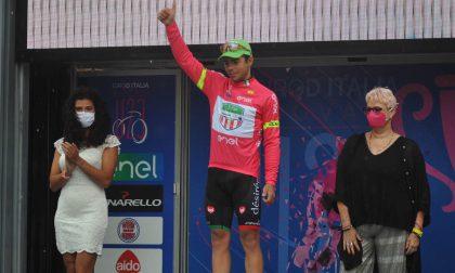 Luca Colnaghi fa il bis ed è prima storica maglia rosa per la Zalf!