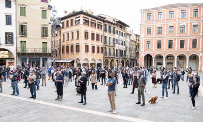 """Nuovo Dpcm, Treviso Imprese Unite lancia la protesta: """"Oggi tutti in Piazza dei Signori"""""""