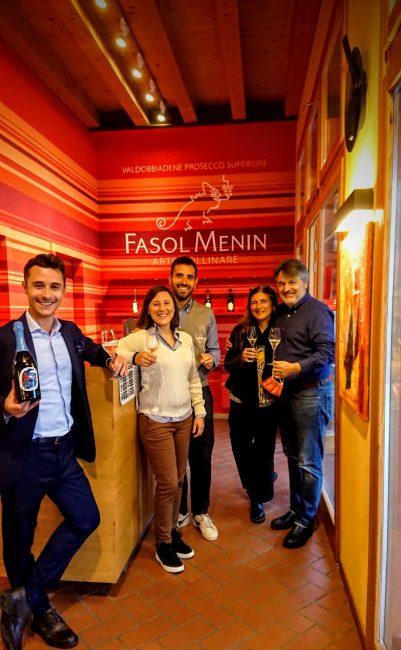 """Fasol Menin passa alla famiglia Tramet: """"Cuore e governance restano a Valdobbiadene"""""""