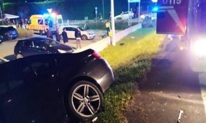 Tragedia sulla Pontebbana: violento scontro tra due auto, morto un 26enne