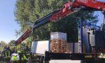Incidente sul lavoro a Mogliano Veneto, cade il cestello elevatore: un ferito
