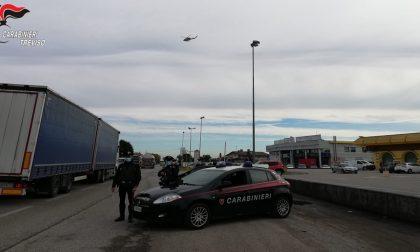 Carabinieri Treviso, controlli a tappeto sulle principali arterie viabilistiche della provincia
