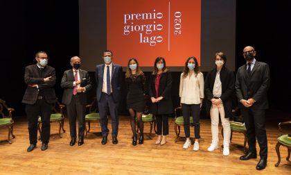 Premio Giorgio Lago Juniores: premiati a Castelfranco Veneto gli studenti vincitori – Gallery