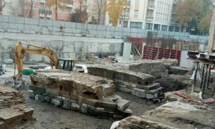 Sensazionale scoperta a Treviso, dal cantiere spunta un importante tratto di fortificazioni medievali!