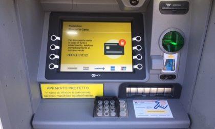 Nuovo ATM Postamat di ultima generazione attivo da ieri all'ufficio postale di Vidor
