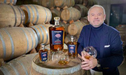Grappa barrique di ciliegio: distillato veneto per le festività