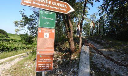 Trekking urbano ai tempi del Covid: a spasso per Valdobbiadene