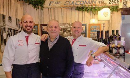 """Giorgio Giacomin verso gli 80 anni, ma si """"separerà"""" dalla sua macelleria: """"Solo per precauzione"""""""