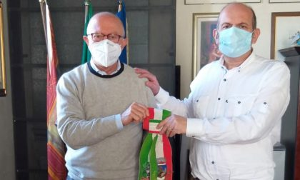 Passaggio di consegne in Municipio a Montebelluna: Favero lascia il posto a Severin