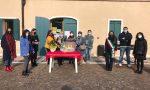 Una coperta in dono per una Casa Rifugio che ospita donne vittime di violenza
