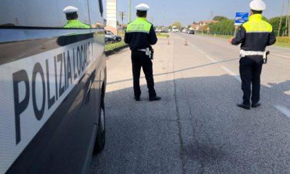 """Polizia locale Castelfranco, bilancio di ottobre: non solo Covid. Preso anche un """"pirata"""" della strada"""