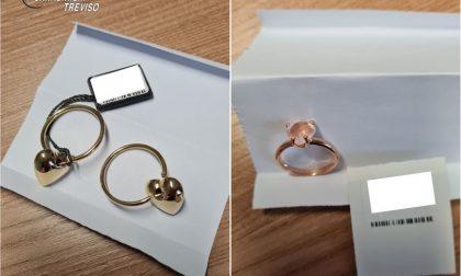 Vittorio Veneto, anziché sistemare la caldaia rubava monili d'oro: 27enne denunciato per furto in abitazione