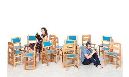 Il design che guadagna spazio e rivoluziona il living: l'arredo LG Lesmo