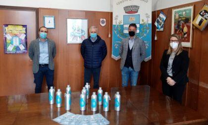 1230 borracce agli studentidell'Istituto comprensivo di Vedelago