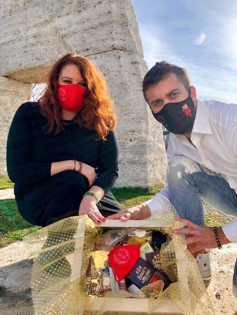 Sweet Box Artigianale ad opera di due giovani imprenditori di Castelfranco Veneto