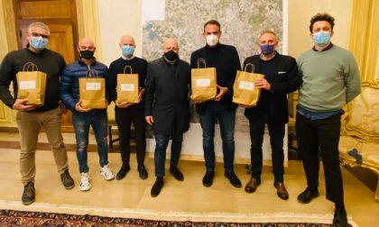 Natale tra eccellenza e solidarietà: queste le parole d'ordine per ringraziare i volontari impegnati nell'epidemia