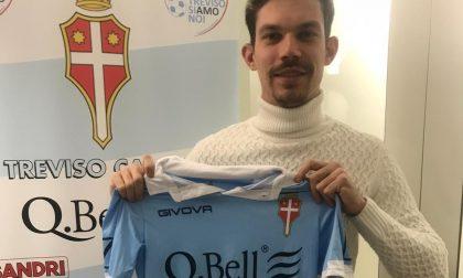 Edoardo Pignata: nuovo acquisto per il Treviso Calcio
