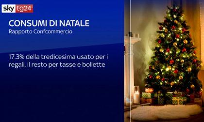 Indagine Confcommercio: un italiano su 4 a Natale non farà regali