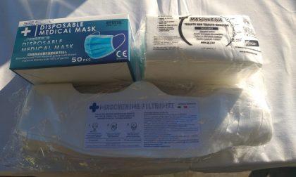 Montebelluna: distribuite oltre 250mila mascherine gratuite ai cittadini