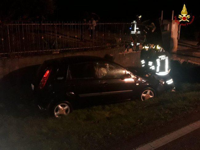 Incidente a Cessalto, dopo il botto scatta la rissa: autista aggredito a calci e pugni!