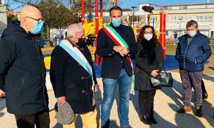 Inaugurato il nuovo Parco Eolo: 9mila metri quadrati per l'attività sportiva e il relax FOTO