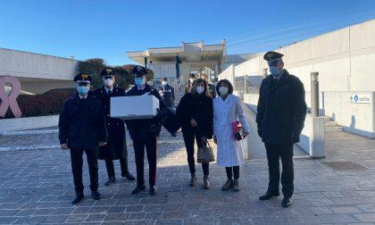 Vaccination day a Treviso, le prime dosi arrivate al Ca' Foncello: c'è anche Zaia per l'avvio della campagna – VIDEO