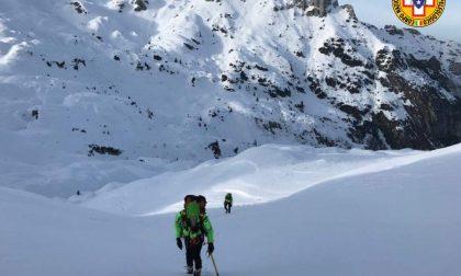 """Soccorso Alpino Veneto, l'appello: """"Massima prudenza sulla neve"""""""