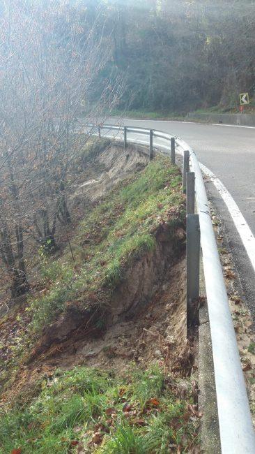 Incubo maltempo nella Marca, allerta rossa per il bacino del Piave Pedemontano: ancora chiusa la Sp151