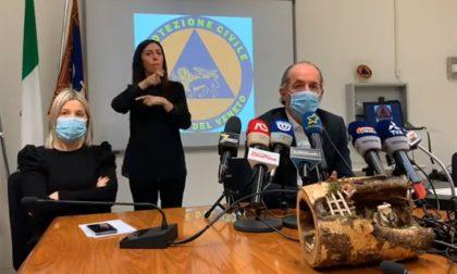 """Covid, Zaia: """"Forse il vaccino già dall'Epifania""""   +5098 positivi   Dati 12 dicembre 2020"""