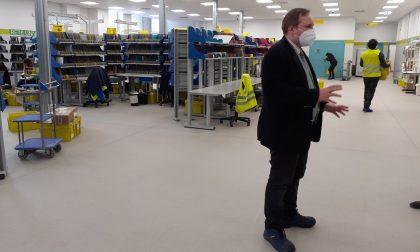Poste Italiane: presentato a Maserada sul Piave il nuovo centro di distribuzione postale