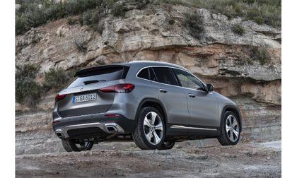 GLA, GLB e GLC: i tre caratteri dell'urban SUV secondo Mercedes