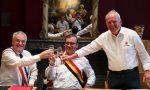 """Tour de France, invitata l'Amministrazione comunale di San Pietro di Feletto: """"gemellaggio"""" tra muri"""