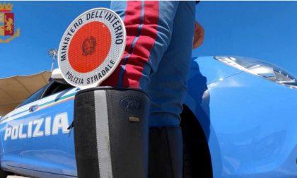 Sicurezza stradale, il bilancio della Polizia di Stato per l'anno appena concluso