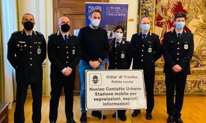 Polizia locale Treviso, il bilancio 2020: dimezzati gli incidenti, giù del 30% anche le multe