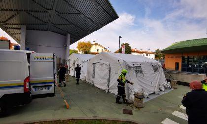La Protezione Civile di Montebelluna sfiora le 40mila ore di servizio alla comunità