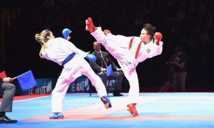Karate internazionale a Caorle con la campionessa trevigiana Sara Cardin
