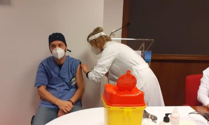 Iniziata la vaccinazione anti Covid degli operatori dell'Ulss 2 - Gallery