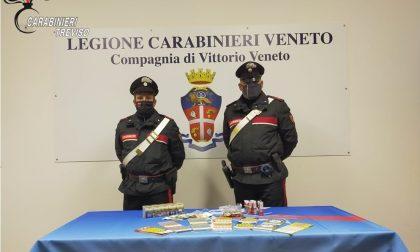Carabinieri come Pollicino... beccano il ladro dalle gocce di sangue