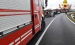 Incidente frontale tra due auto sulla provinciale 65 a Zero Branco: entrambi i guidatori all'ospedale