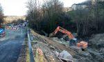 Provinciale 38 a Crevada di Refrontolo: intervento d'urgenza e strada già riaperta – FOTO
