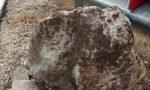 """Caduta massi sulla provinciale 635 """"del San Boldo"""": strada liberata e nuovamente percorribile"""
