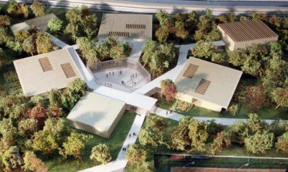 """Plesso unico di Biadene: approvato il progetto definitivo della """"scuola nel bosco"""""""