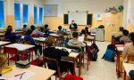 Gli alunni di quinta delle Scuole Prati intervistano il Sindaco Conte