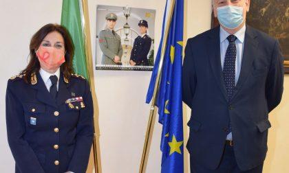 La dottoressa Rita Cascella è il Vicario del Questore di Treviso